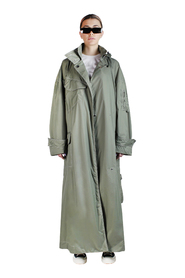 ANDRES TRENCH COAT