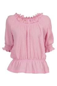 Cala Crinkled Bluse