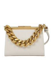 Small Structured Bag in Eco Leather