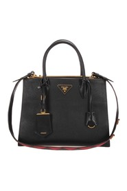 City Calf Greca Saffiano Paradigme Leather