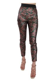 Brocade Jacquard Trousers