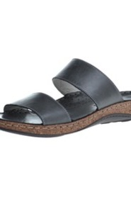 Emmely sort sandal