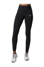 Ribbed define seamless tights