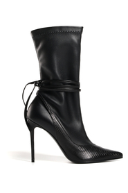 Strech ankle boots