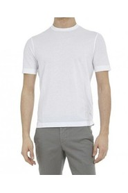 Short sleeve t-shirt in IceCotton