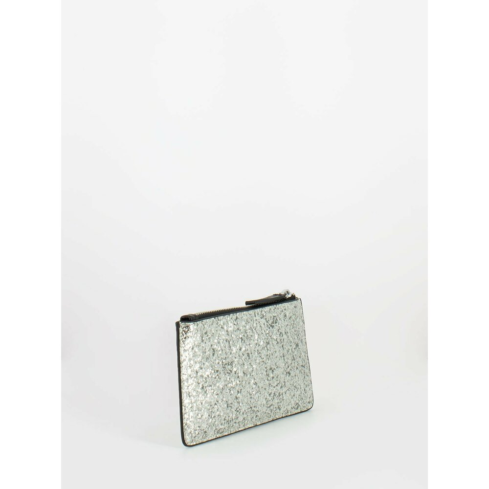 Chiara Ferragni Collection Grey Flirting clutch bag Chiara Ferragni Collection