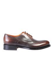 California leather derby shoes