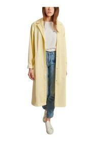 Raincoat String Overcoat