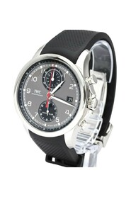 Portugieser Automatic Stainless Steel Men's Sports Watch IW390503