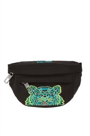 Tiger head belt bag