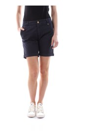 MASON'S JAQUELINE CURVIE 4BE1A113 CBE436 SHORTS AND BERMUDAS Women Blue