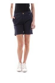 Masons Jaqueline CURVIE 4BE1A113 CBE436 shorts og BERMUDAS Kvinder Blå