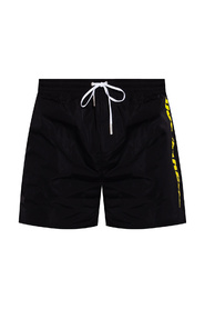 Swim shorts with logo