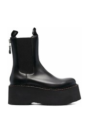 DOUBLE STACK CHESEA BOOTS