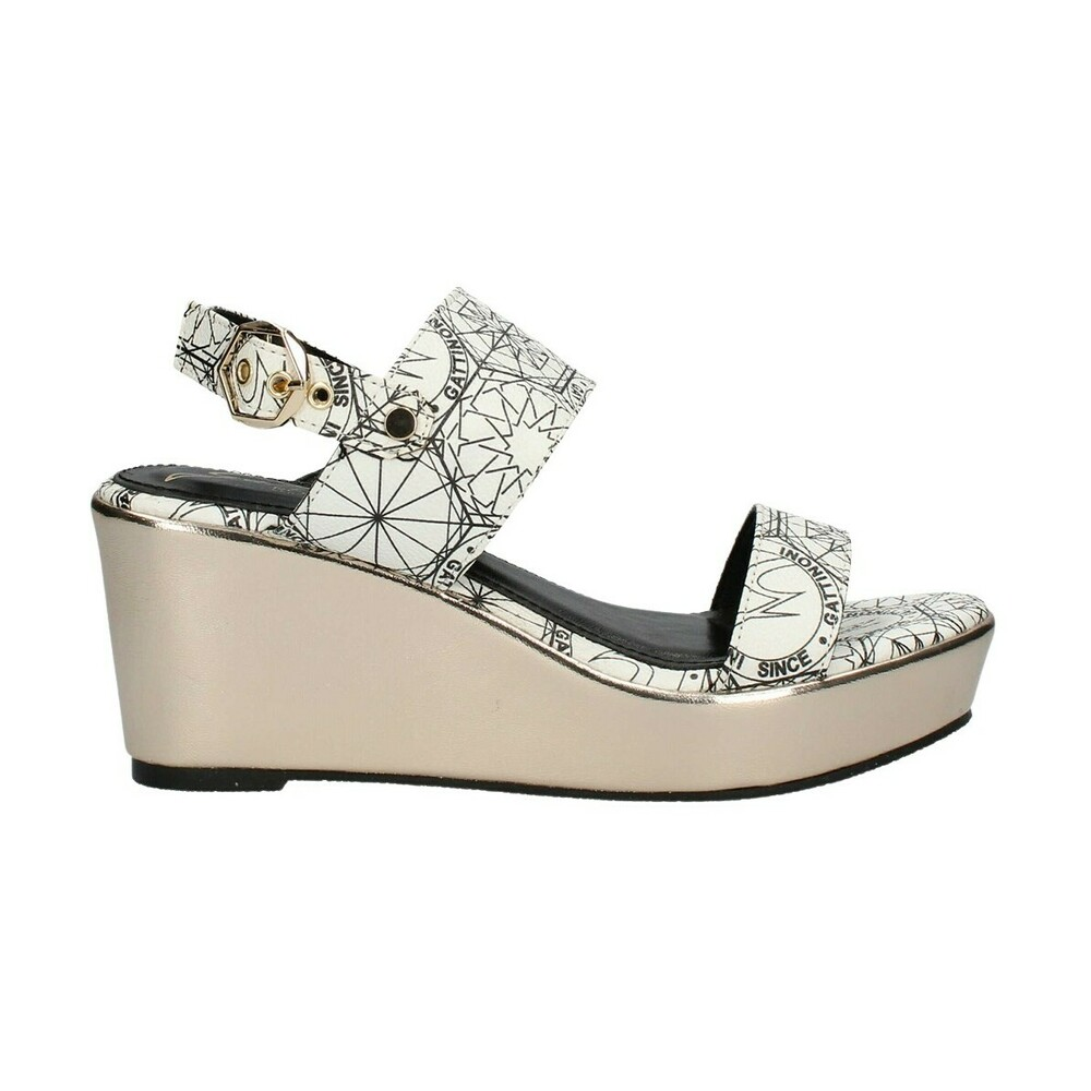 PENMM1004WTN812PE21 Sandals with wedge