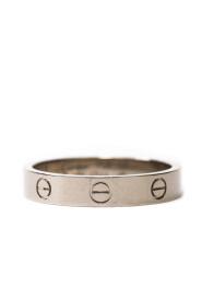 Pre-owned Love Mini Love (18K) Band Ring