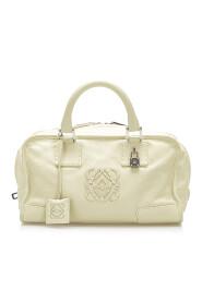 Amazona Leather Handbag
