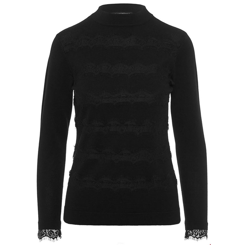 Jumper High Neck Lace