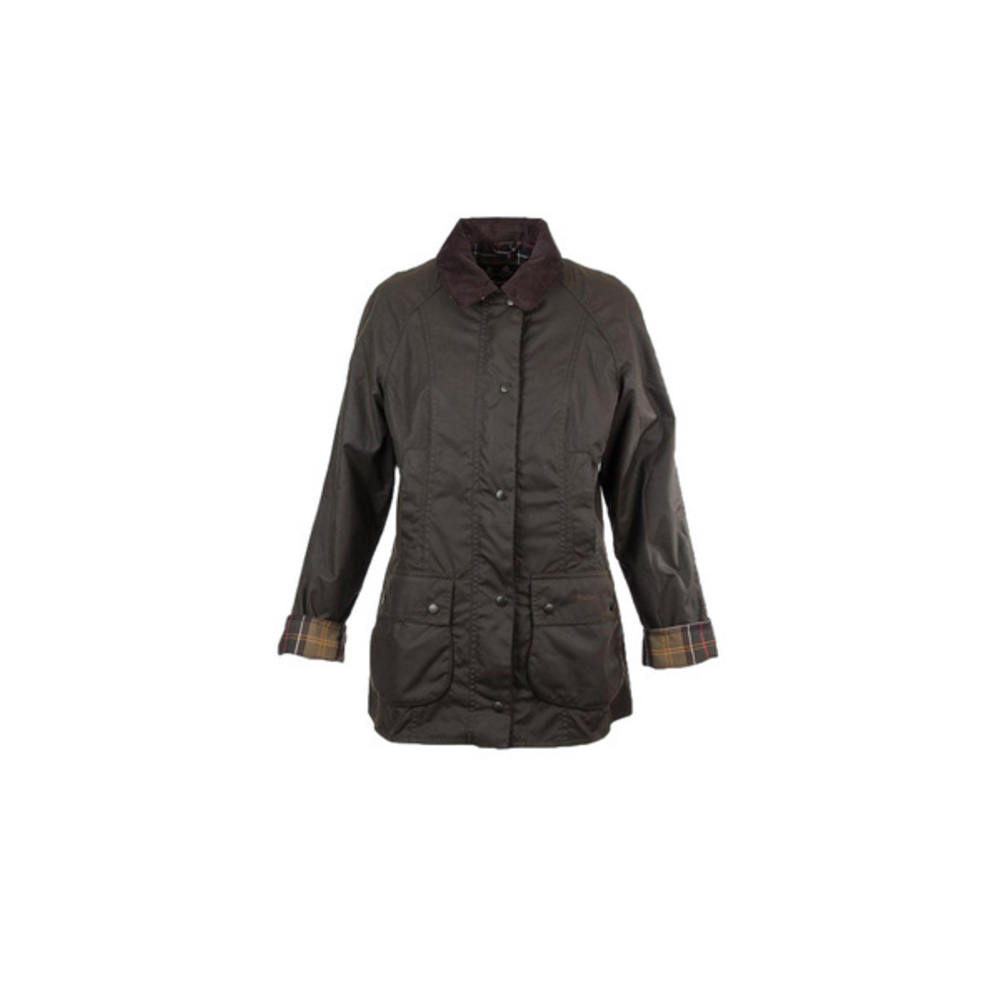 Barbour Beadnell oliven