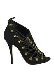 Heels with Brass Elements
