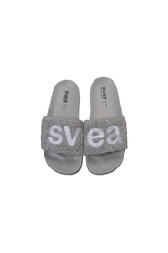 Light Grey Svea Alex Pile Sko