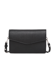 Julia Black Cormorano Shoulder Bag