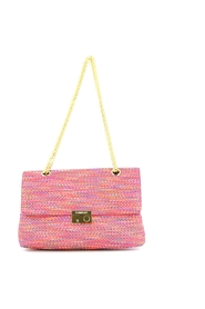 Anna Tweed shoulder bag