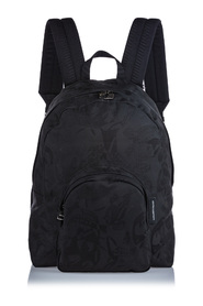 Printed Jacquard Backpack