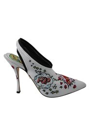 WOW Neoprene Stretch Pumps Shoes