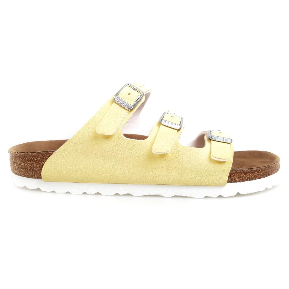 Yellow Sandale  Mulanka  Fitflops - Sko Til Dame