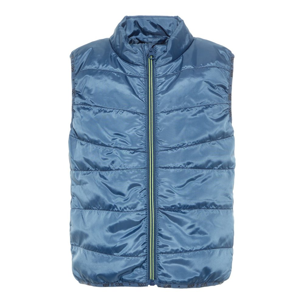 Padded gilet solid