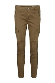 Hot Seven Mr Slim Cargo Ankle Pant