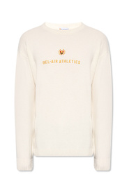 Sweater with logo