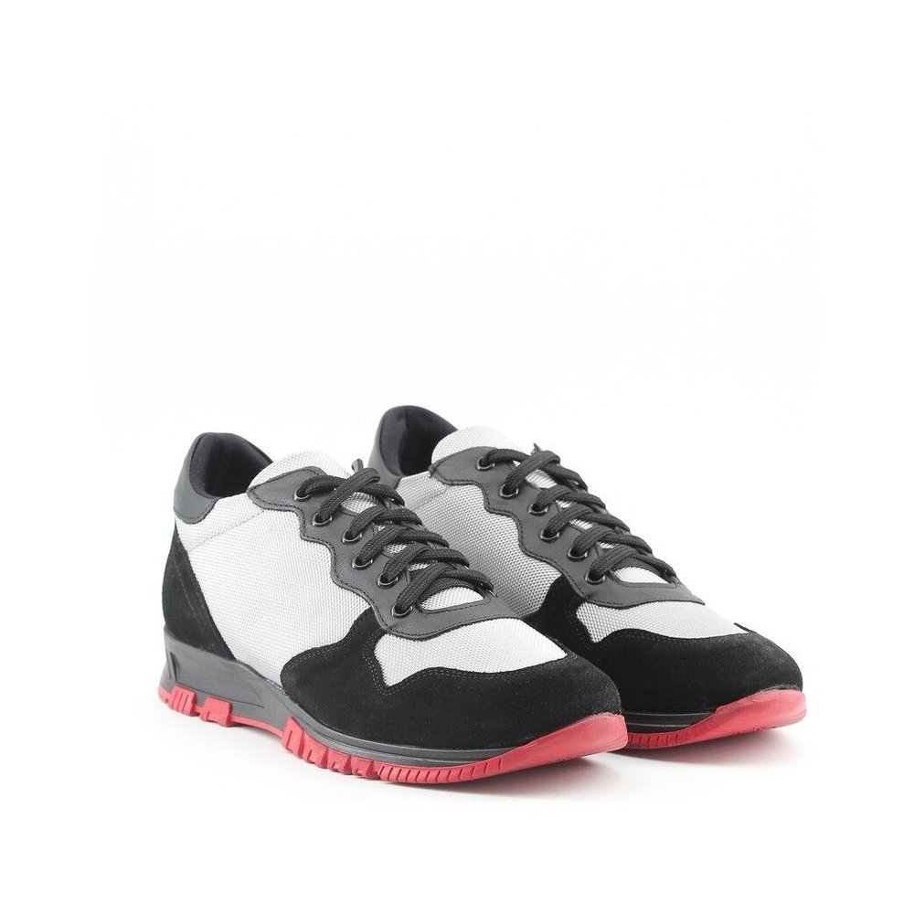 Gray Sneakers | Made in Italia | Sneakers | Men's shoes