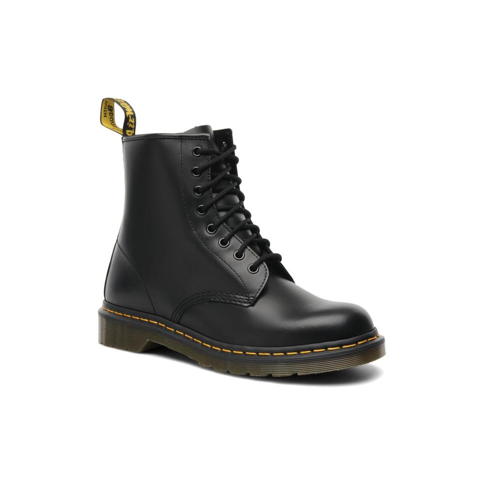 1460 Black Smooth Boots