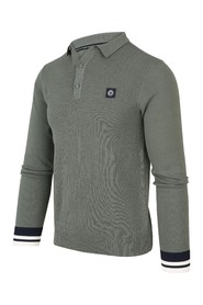 Knitted polo M23