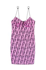 TRIBAL LOVE SLIP ON DRESS