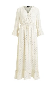 Objjosefine fabrice long dress - Object
