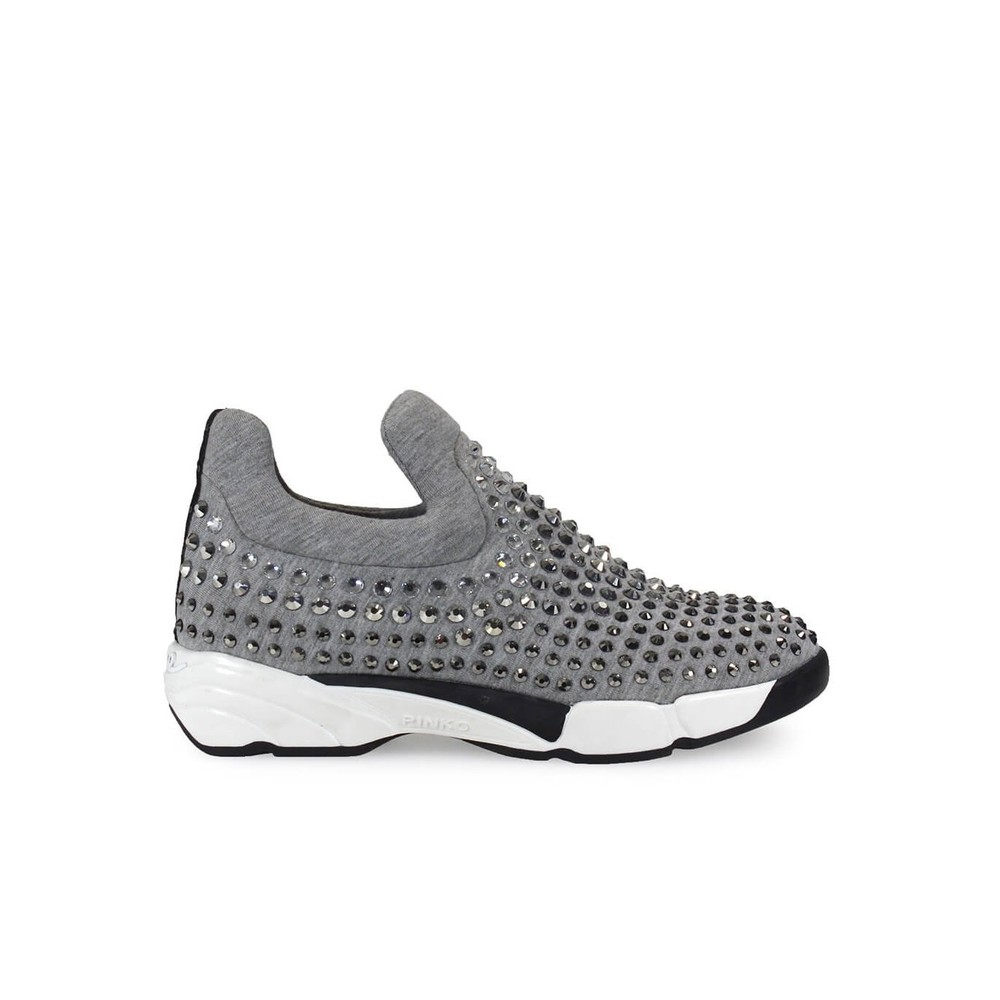GEM 4 NEOPRENE/STRASS SNEAKERS