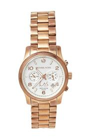Plated Stainless Steel Limited Edition Dubai Runway MK5771 Women's Wristwatch