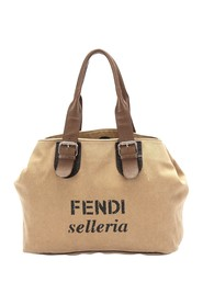 Selleria Canvas Tote Bag