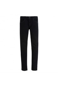 Sort Levis 510 Skinny Fit Trousers Jeans
