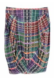 Checked Scottish Skirt