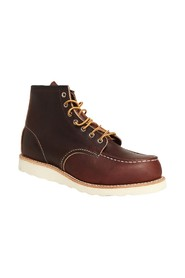 8138 Leather Boots