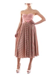 ELISABETTA FRANCHI AB18001E2 DRESS Women PINK