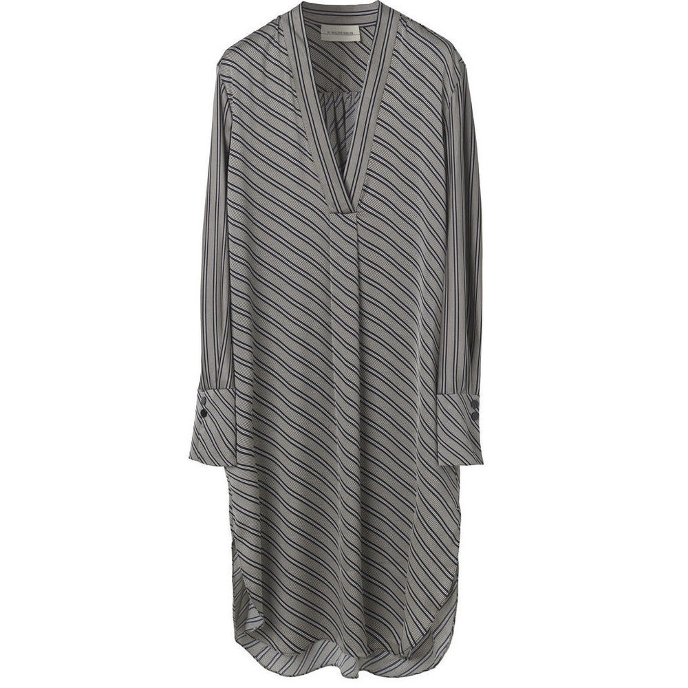 By Malene Birger Cathrana Dress grey