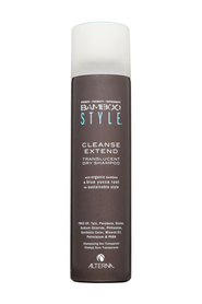 Bamboo Style Cleanse Extend Translucent Dry Shampoo 135g