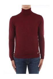 High Neck Knitwear