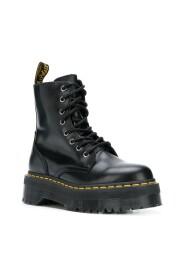 Jens være Glat Platform Boots