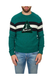 CREW NECK TRICOT SWEATER